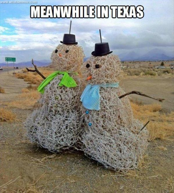Meanwhile, in Texas