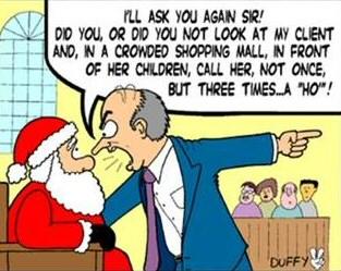 Lawyer/Santa/HoHoHo