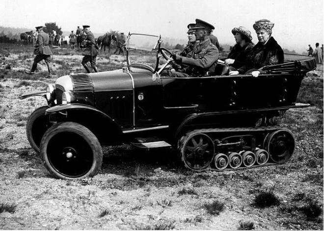 Old Car Oddities