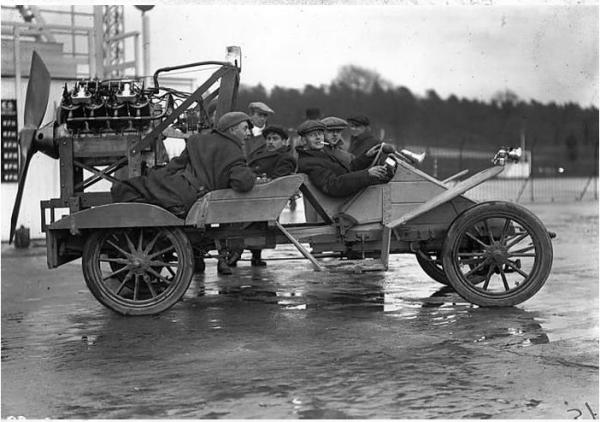 Strange Old Vehicles