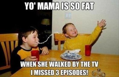 Yo' mama snark
