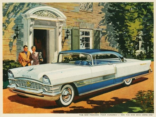 '55 Packard Four Hundred