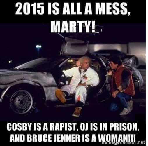 2015's a mess
