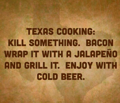 Texas Cooking/Beer