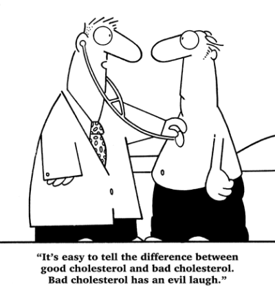 Dr. Cholesterol