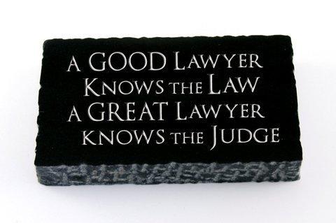 Lawyer joke du jour