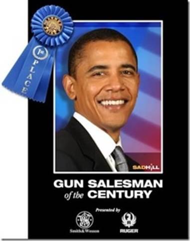 Obama/GunSalesman