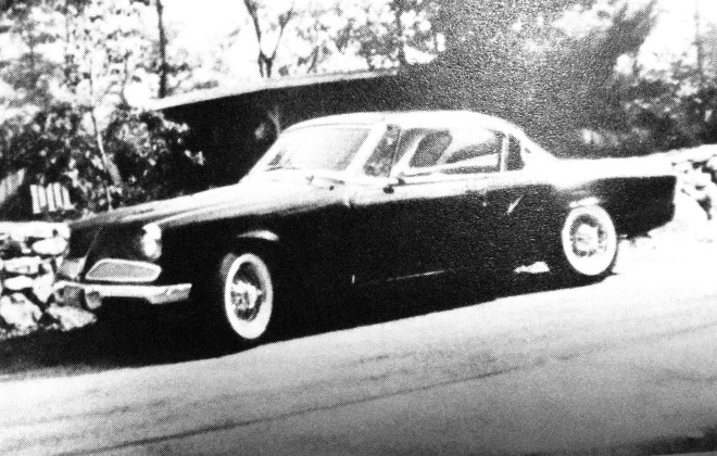 Bourke's restyled '54 Commander