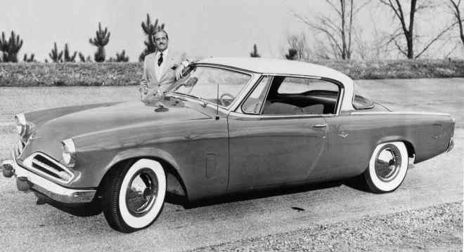 Loewy and '53 Studebaker Starliner