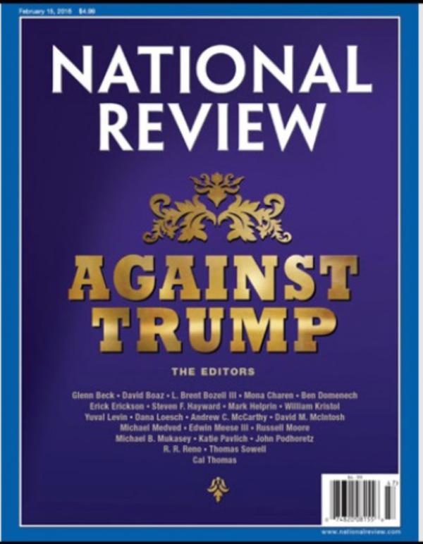 NR - Against Trump