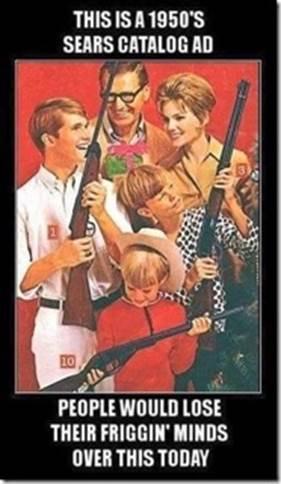 Sears gun ad