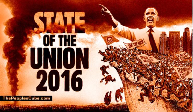 State of (Dis)Union