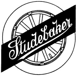 Studebaker Turning Wheel logo