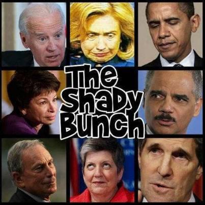 The Shady Bunch