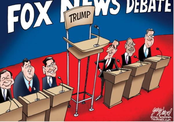 Trump:Debate