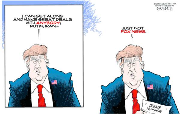 Trump:Fox