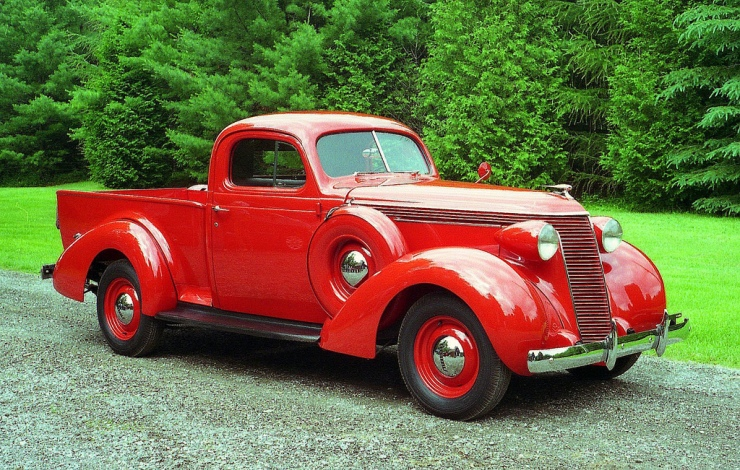 '37 Studebaker Coupe-Express