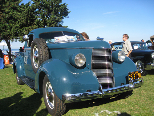 '38 Studebaker Coupe-Express 2
