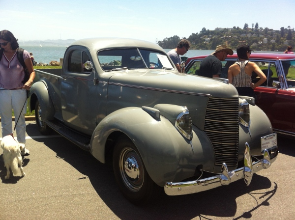 '38 Studebaker Coupe-Express