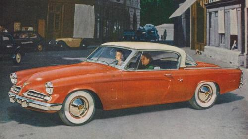 '53 Studebaker Commander Starliner