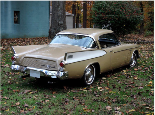 '57 Golden Hawk