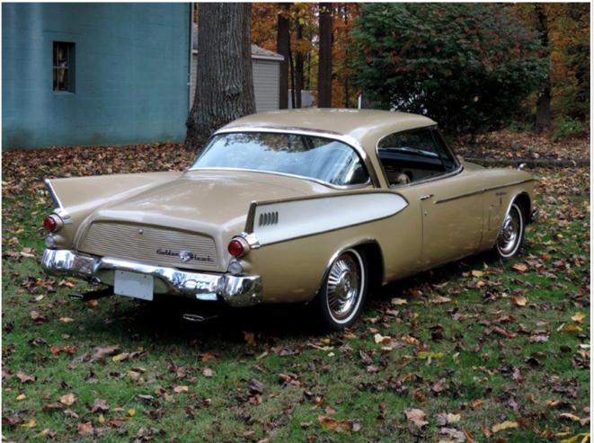 '57 Golden Hawk