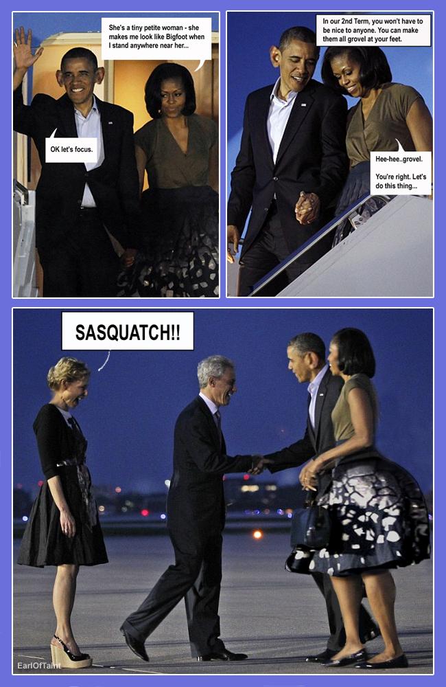 Moochelle:Sasquatch
