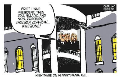 Nightmare at 1600 Penn