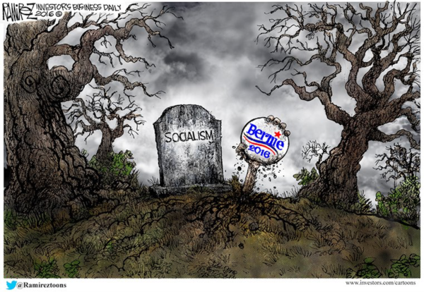 Ramirez:Sanders:Socialism