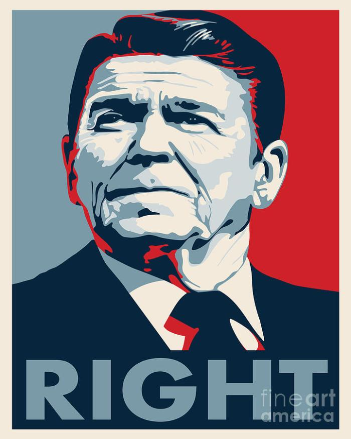 Reagan:Right