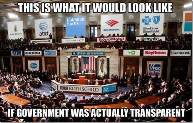 TransparentGov't
