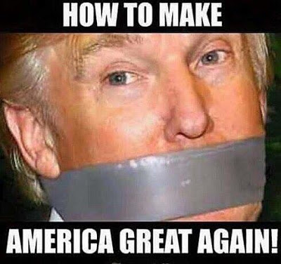 Trump:America Great