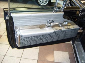 60 Lincoln door panel
