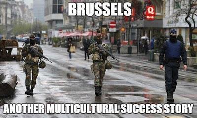 Brussels-Multiculturalism