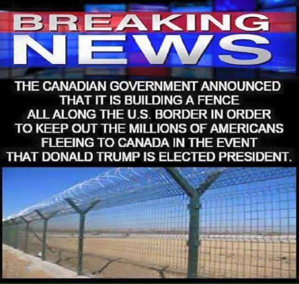 Canadian Fence