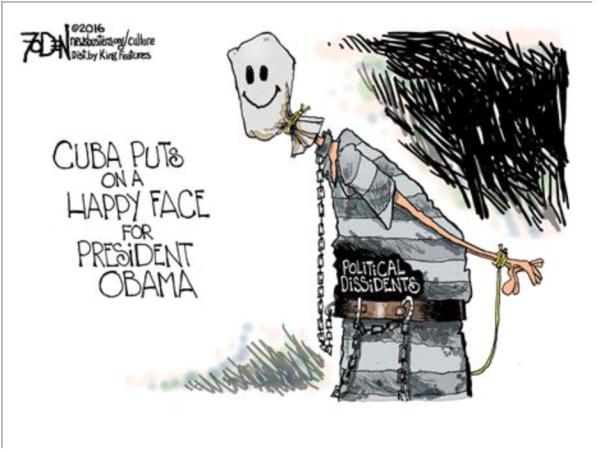 Cuba Happy Face