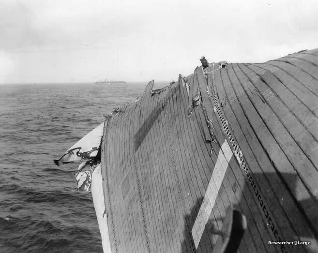 CV-12 flight deck:typhoon
