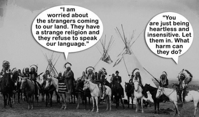 Illegals:Indians