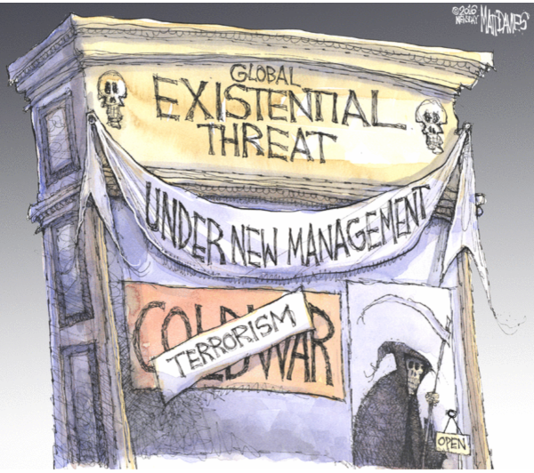 ISIS Existential Threat