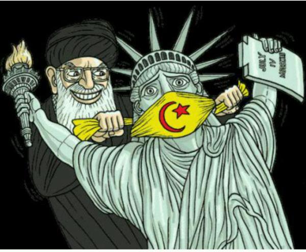 Islam Muffles Liberty