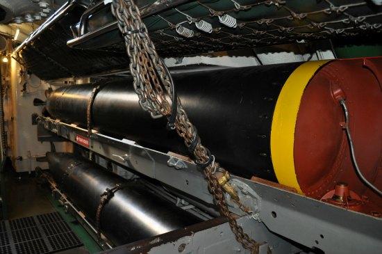 Pampanito-torpedo
