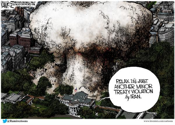 Ramirez:Iran:White House