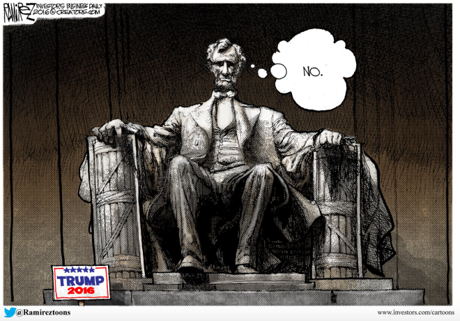 Ramirez:Lincoln:Trump:NO