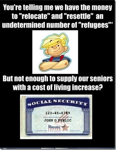 Refugees:Social Security