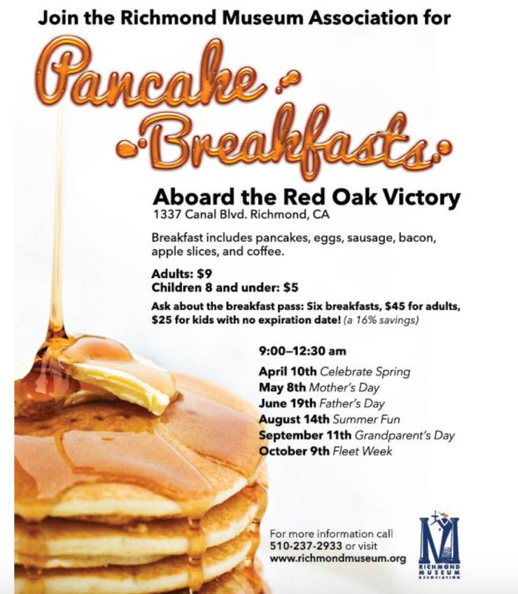 ROV Pancake Breakfast