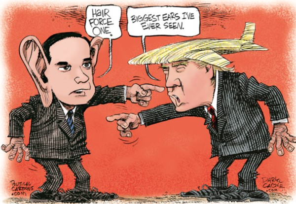 Rubio:Trump Hair Force One