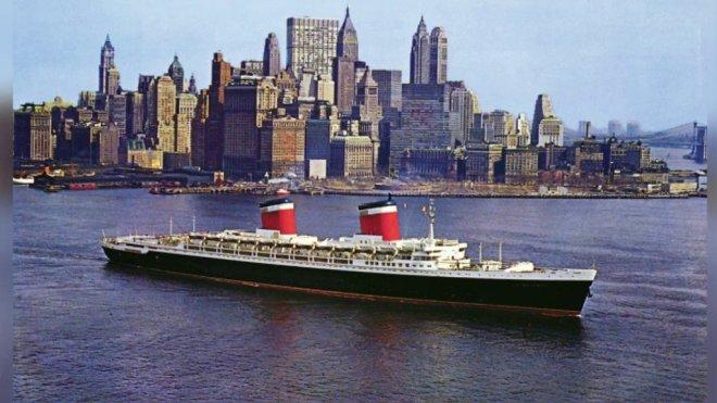 S.S-United-States-New-York-CIty