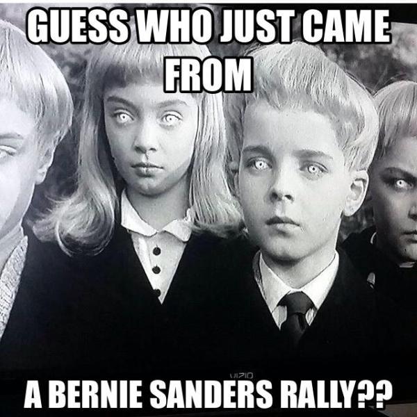 Sanders Zombies