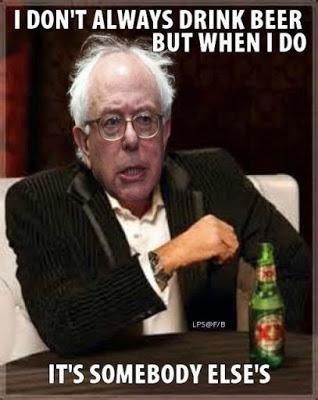 Sanders:Beer