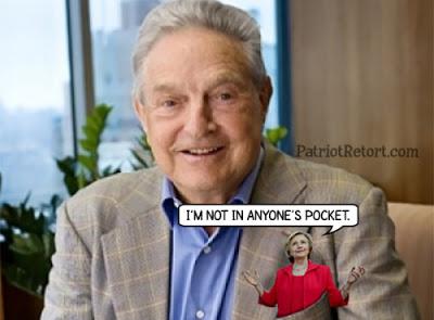 Soros-puppet two